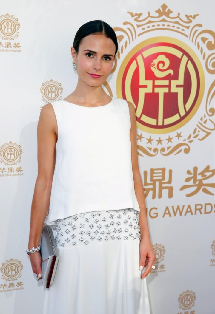 Jordana Brewster at 2014 Huading Film Awards -02