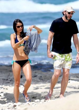 Jordana Brewster in bikini -11
