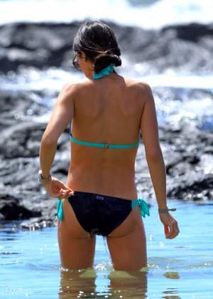 Jordana Brewster in bikini -14