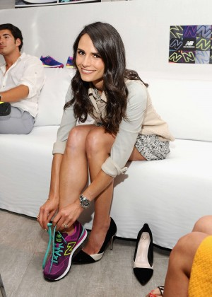 Jordana Brewster - Dance Party With New Balance And James Jeans Powered by ISKO in Beverly Hills
