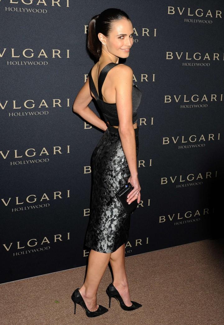 Jordana Brewster: Decades of Glamour Event -01