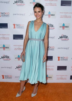 Jordana Brewster - Share Our Strength's No Kid Hungry Fundraising Dinner in Beverly Hills