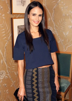 Jordana Brewster - Vogue & Tory Burch Celebrate The Tory Burch Watch Collection in Beverly Hills
