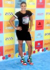 Jordin Sparks hot in tight mini dress at Variety Power of Youth 2012
