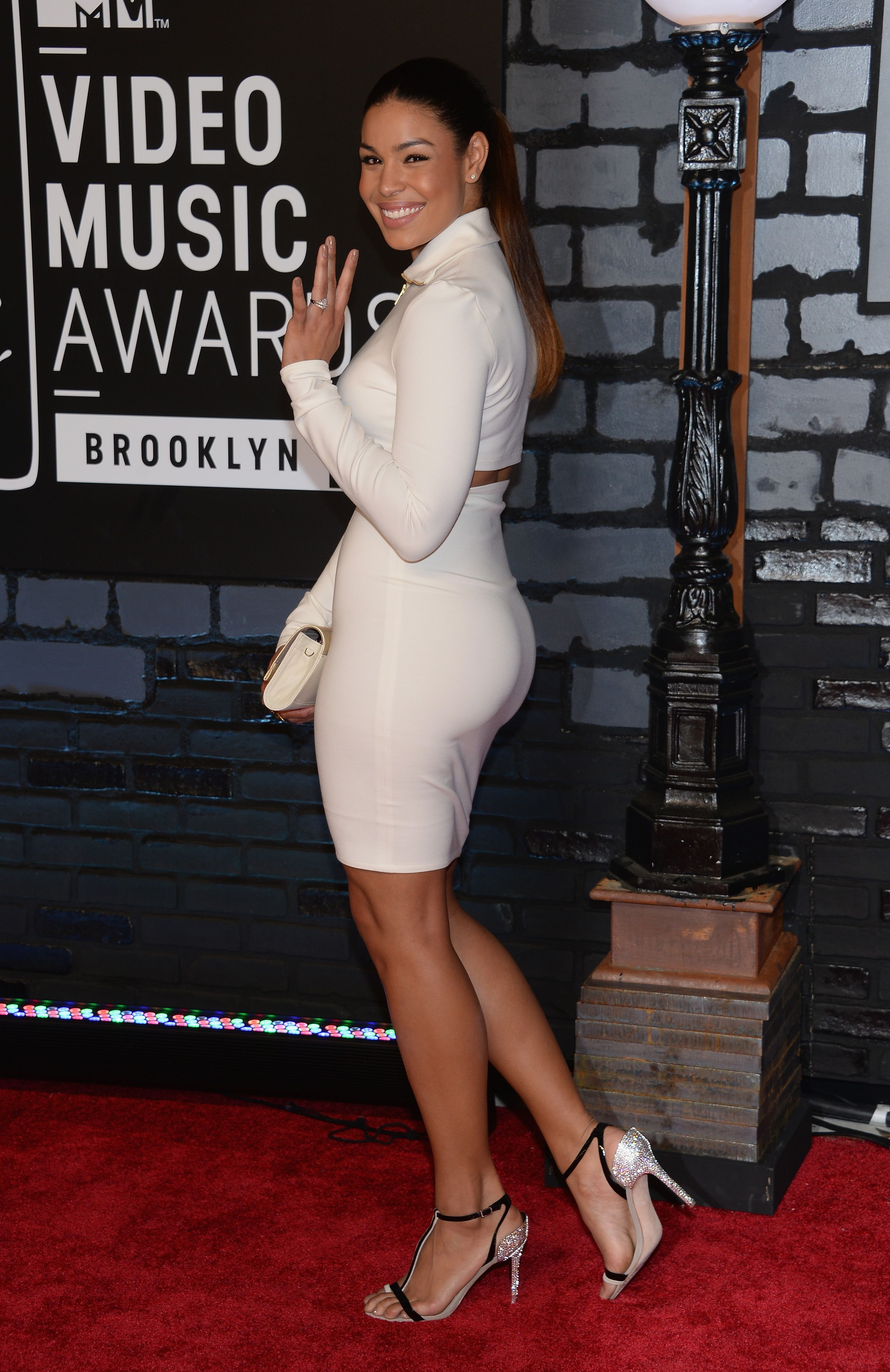 Jordin Sparks Pictures: VMA 2013 MTV Video Music Awards -02