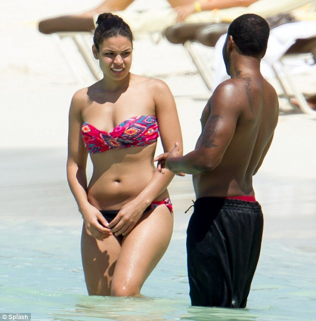 Back to post Jordin Sparks – Bikini Candids in The Bahamas