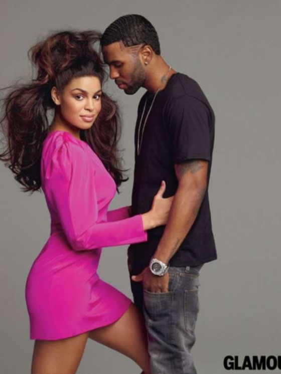 Jordin Sparks & Jason Derulo for Glamour US February 2013