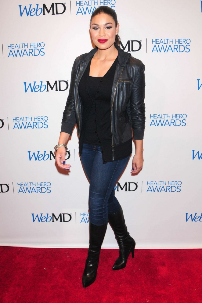Jordin Sparks - WebMD 2014 Health Hero Awards in NYC