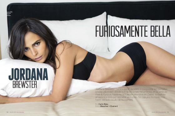 Jordna Brewster - GQ 2013 Magazine (Mexico July issue)-06