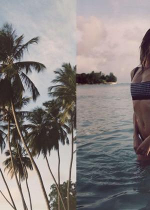 Josephine Skriver: Russh Magazine 2015 -02