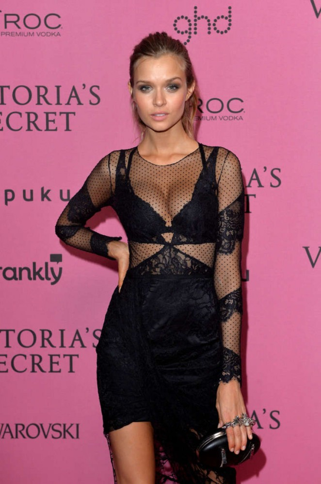 Josephine Skriver - Victoria's Secret Fashion Show After Party in London