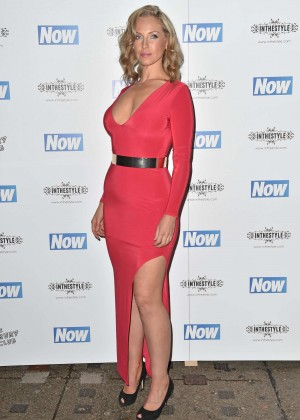 Josie Gibson - Now Christmas Party in London