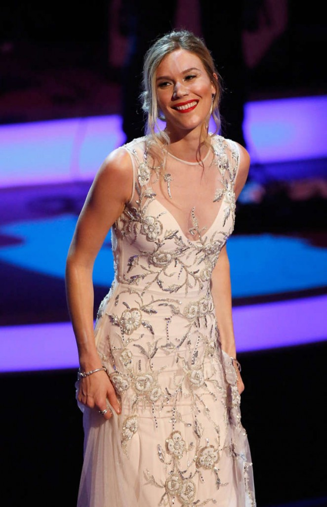 Joss Stone - Performs at Festival of Remembrance Matinee in London