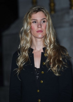Joss Stone - National Poppy Appeal 2014 Launch in London