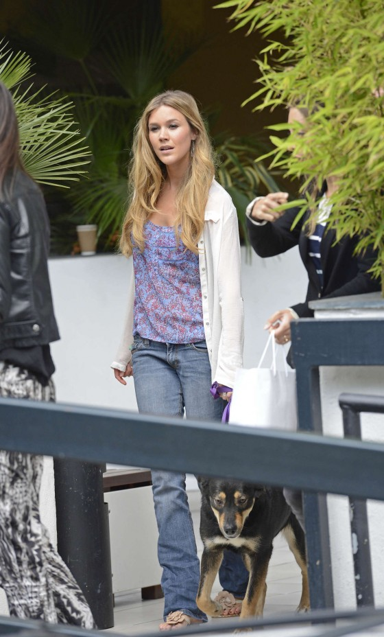 Joss Stone - Outside of the London Studios in London -01