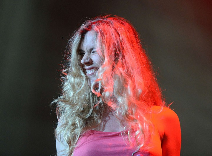 Joss Stone: Performing in Johannesburg -01