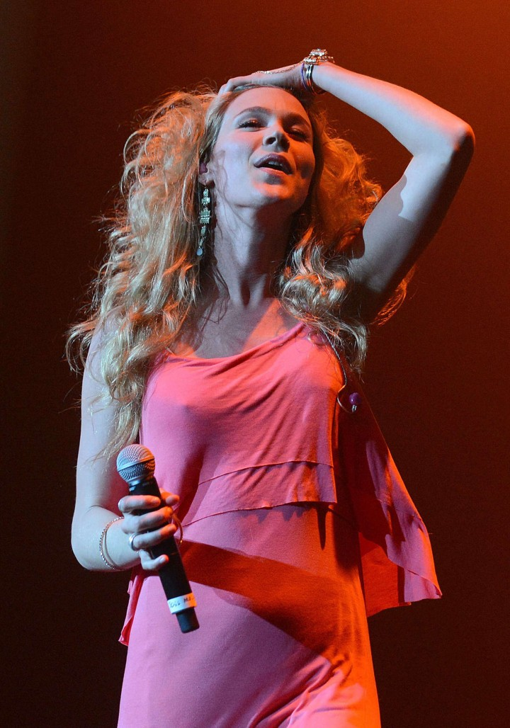 Joss Stone: Performing in Johannesburg -07