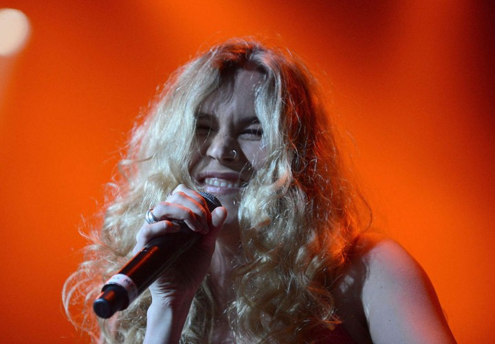 Joss Stone: Performing in Johannesburg -14