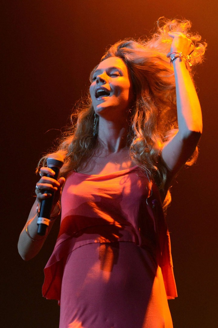 Joss Stone: Performing in Johannesburg -15