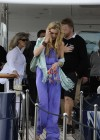 Joss Stone - Seen boarding a Yacht in the Cannes -03