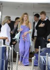 Joss Stone - Seen boarding a Yacht in the Cannes -06