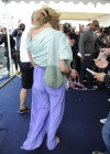 Joss Stone - Seen boarding a Yacht in the Cannes -12