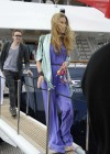 Joss Stone - Seen boarding a Yacht in the Cannes -13