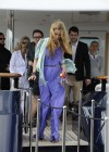 Joss Stone - Seen boarding a Yacht in the Cannes -14