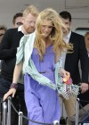 Joss Stone - Seen boarding a Yacht in the Cannes -15