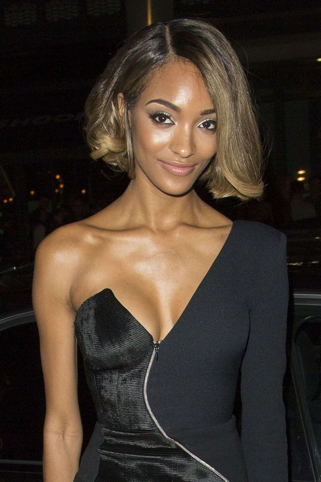 Jourdan Dunn - Maybelline New York Party at London Fashion Week S/S 2015