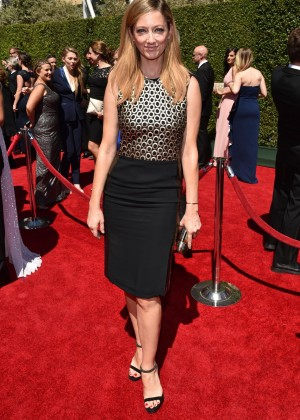 Judy Greer - Creative Arts Emmy Awards 2014