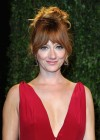 Judy Greer - Oscar 2013 - Vanity Fair Party -02