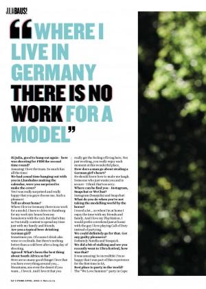 Julia Baus: FHM South Africa -05