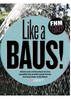 Julia Baus: FHM South Africa -06