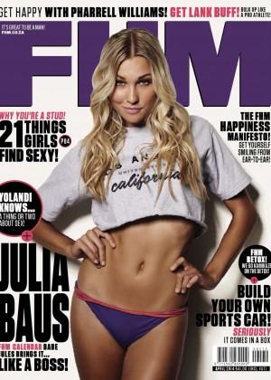 Julia Baus: FHM South Africa -10