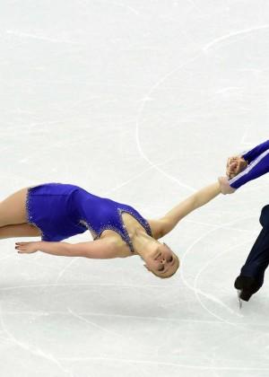Julia Lavrentieva: Sochi 2014 Pairs Short Program -02
