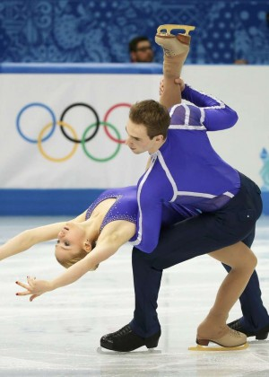 Julia Lavrentieva: Sochi 2014 Pairs Short Program -03