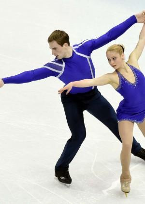 Julia Lavrentieva: Sochi 2014 Pairs Short Program -06