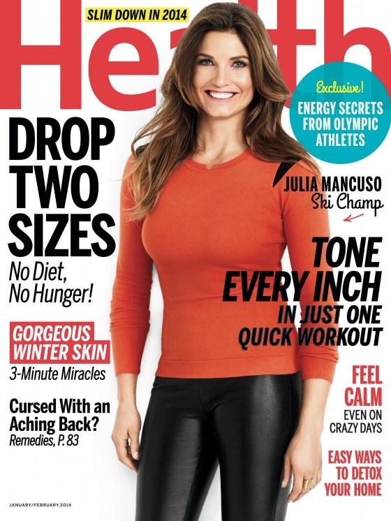 Julia Mancuso: Health Magazine -03