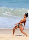 Julia Oristanio - Bikini on the beach in Ipanema - Brazil -06