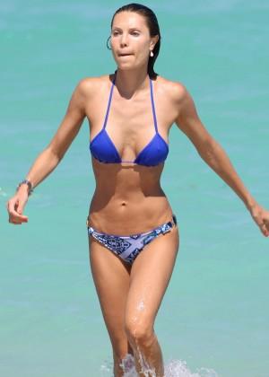 Julia Pereira in a Bikini at Miami Beach-06