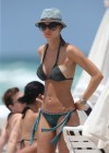 Julia Pereira - wearing a bikini in Miami -23
