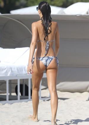 Julia Pereira - Wearing Bikini In Miami-06
