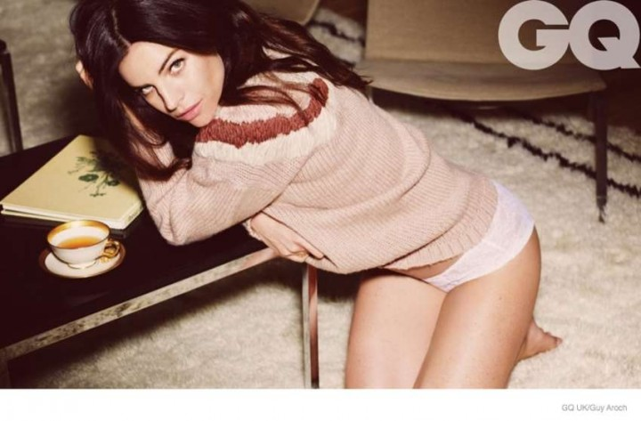 Julia Restoin Roitfeld - GQ UK Magazine (September 2014)