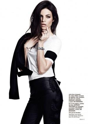 Julia Restoin Roitfeld: Telva Magazine -08