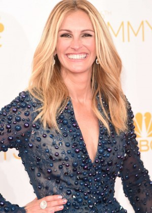 Julia Roberts - 66th annual Primetime Emmy Awards in LA