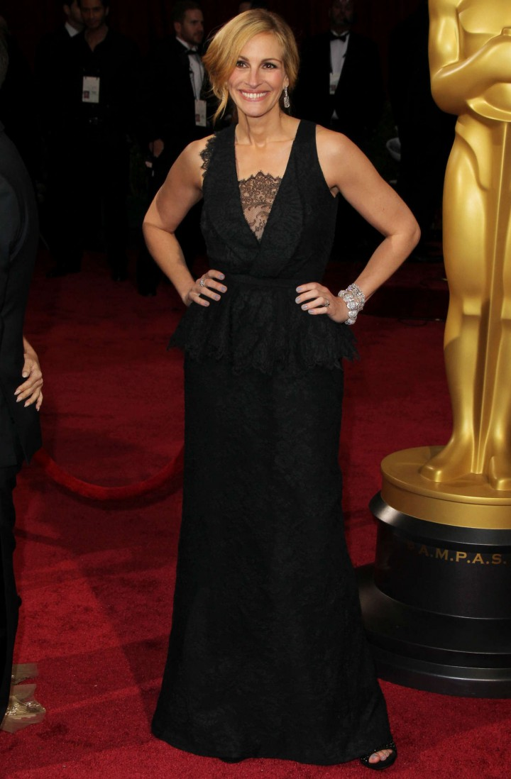 Julia Roberts 2014 : Oscar 2014: Julia Roberts -11