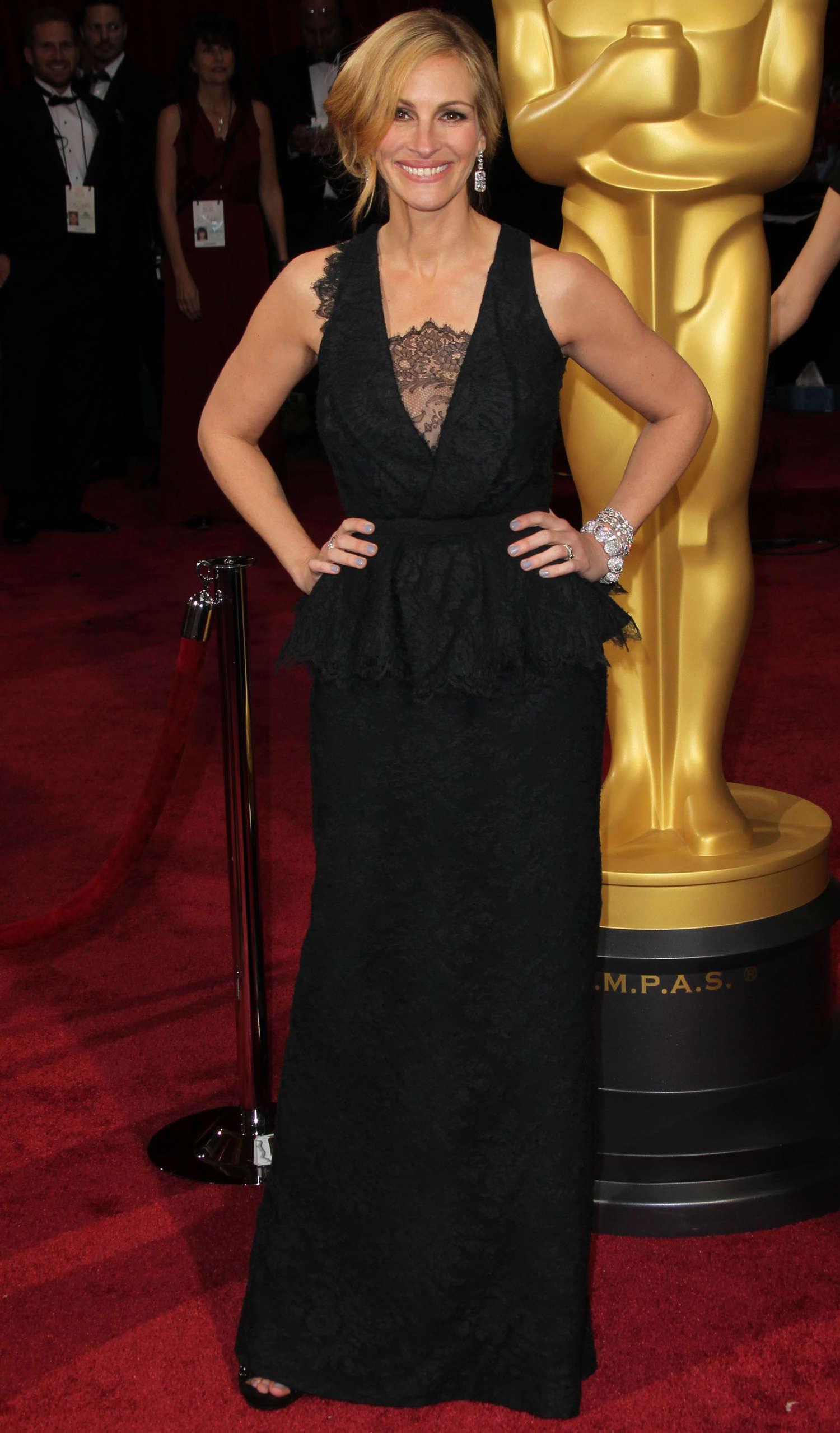 Julia Roberts 2014 : Oscar 2014: Julia Roberts -15