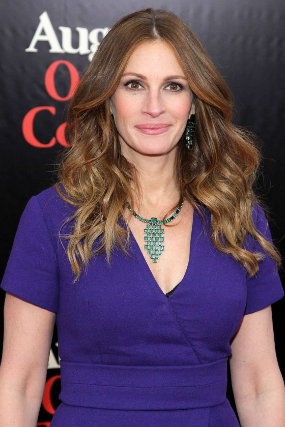 Julia Roberts - August: Osage County Premiere -10
