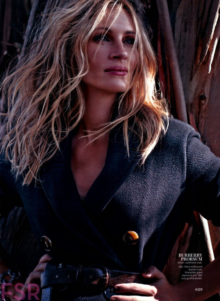 Julia Roberts - InStyle US Magazine (September 2014)